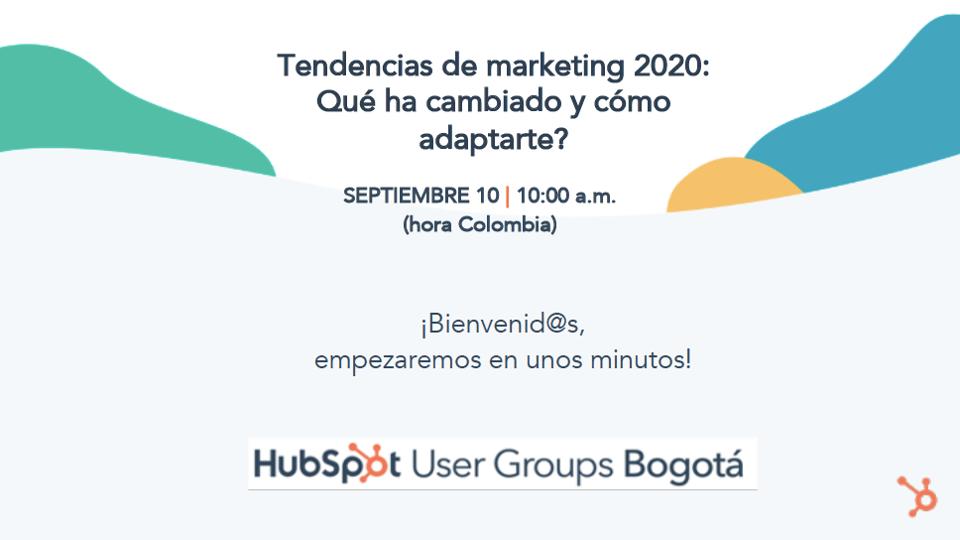 Tendencias de marketing en el 2020